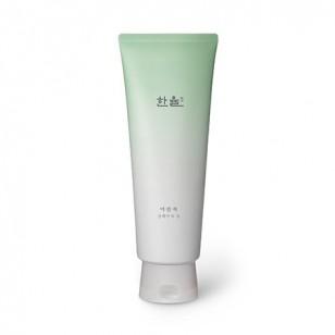 【NEW新版】Hanyul 韓律 艾草排毒高保濕泡沫潔面乳 170ML