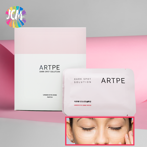 ARTPE 去黑眼圈微針眼貼 (12PATCH)