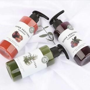 WONDER BATH 蔬菜潔面泡泡 3款可選 (綠色 紫色 紅色)