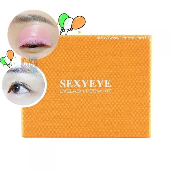 Sexyeye Eyelash Perm Kit 家用電睫毛套裝