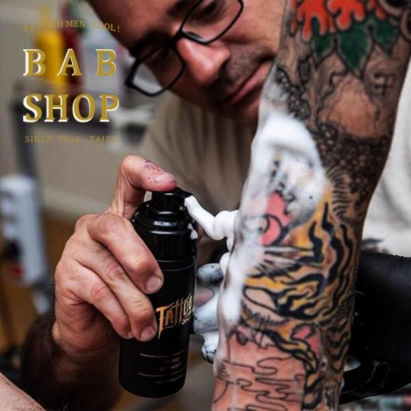 Tattoo DNA 刺青紋身清潔慕斯 刺青修護 刺青紋身保養