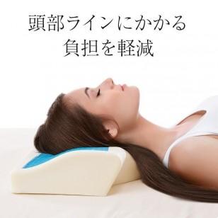NEEDS LABO 3D減壓止鼾枕頭 容易入眠 有效減輕頭頸壓力