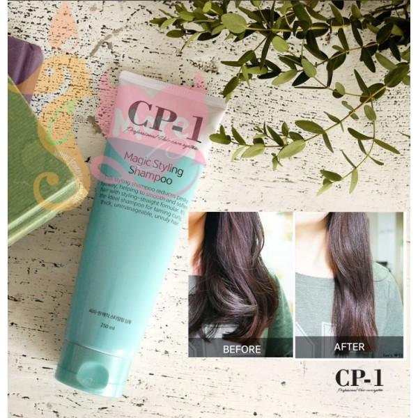 CP-1 MAGIC STYLING SHAMPOO 女神負離子直髮洗頭水