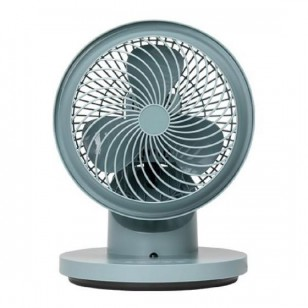 MODERN DECO SunRize 8吋360度迴轉座檯循環扇(灰藍色)