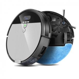 ILIFE V8S 吸塵濕拖二合一機械人 香港行貨  智能防撞防跌 一年保養
