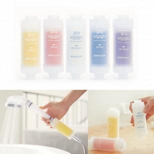 BODYLUV 维他命牛奶淋浴芯  99.9% 除細菌 (5款可選)