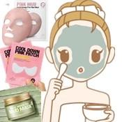 Facial & Eye Mask 面膜 / 眼膜